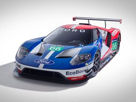 Ver foto 8 de Ford GT Race Car 2016