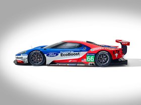 Ver foto 4 de Ford GT Race Car 2016