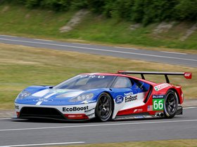 Ver foto 3 de Ford GT Race Car 2016