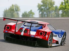 Ver foto 2 de Ford GT Race Car 2016