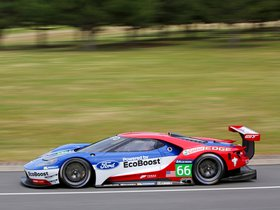Ver foto 14 de Ford GT Race Car 2016