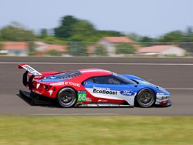Ver foto 13 de Ford GT Race Car 2016