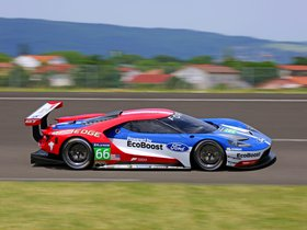 Ver foto 12 de Ford GT Race Car 2016
