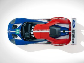 Ver foto 11 de Ford GT Race Car 2016