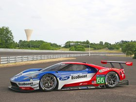 Ver foto 10 de Ford GT Race Car 2016