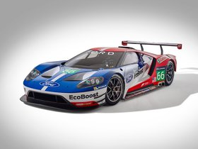Ver foto 9 de Ford GT Race Car 2016