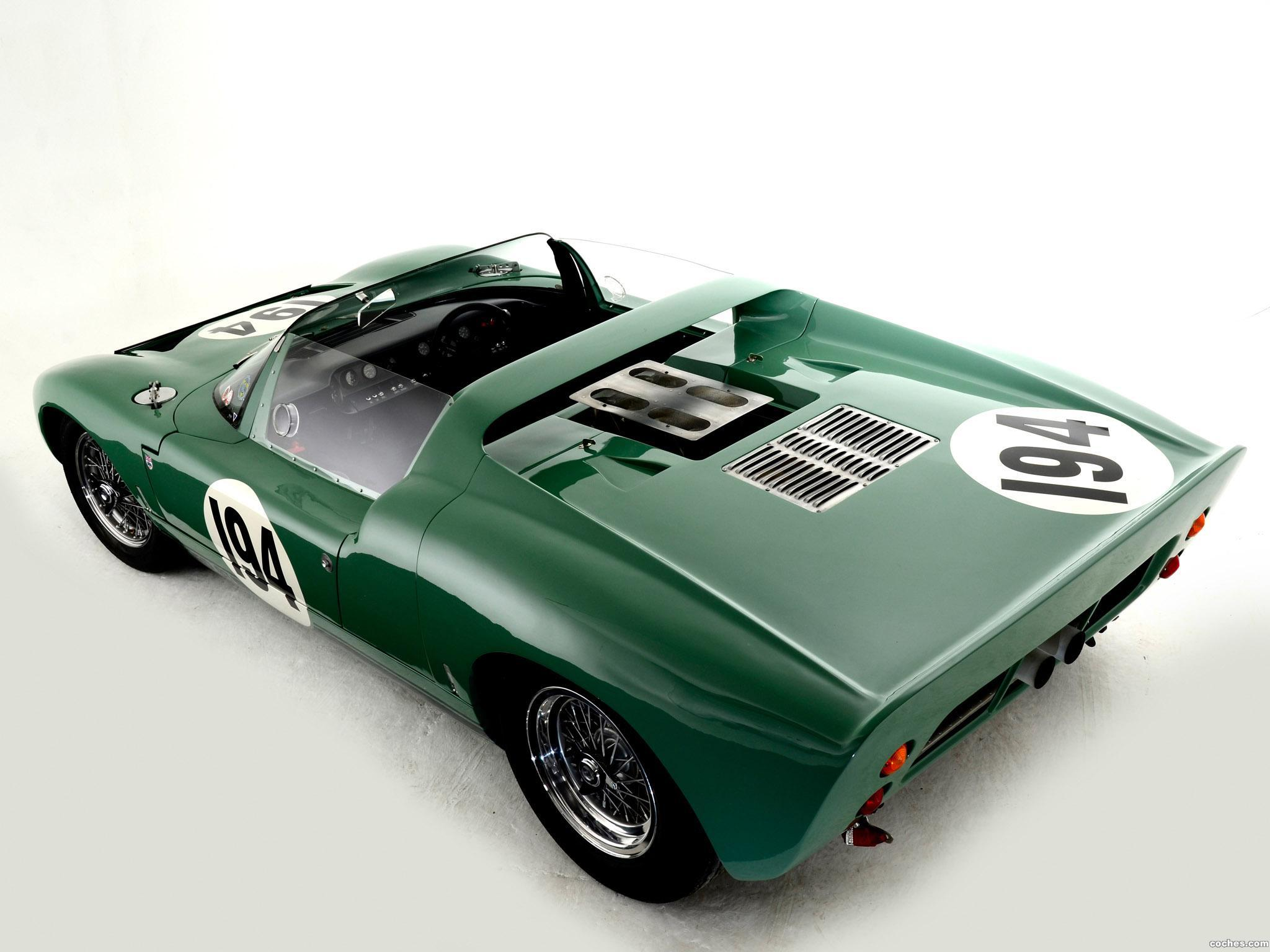 Foto 3 de Ford GT40 Works Prototype Roadster 1965