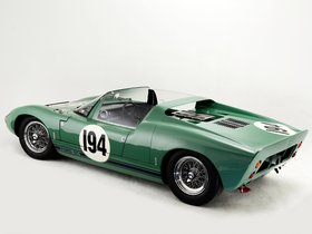 Ver foto 3 de Ford GT40 Works Prototype Roadster 1965