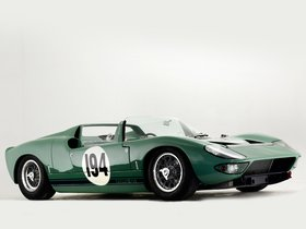 Ver foto 2 de Ford GT40 Works Prototype Roadster 1965