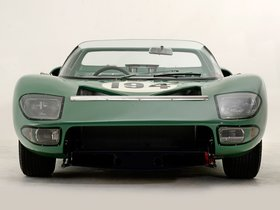 Ver foto 7 de Ford GT40 Works Prototype Roadster 1965
