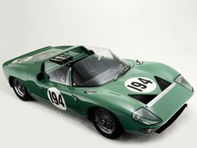 Ver foto 6 de Ford GT40 Works Prototype Roadster 1965