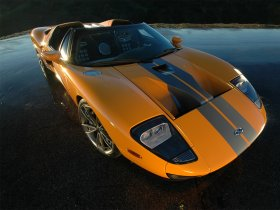 Fotos de Ford GTX-1 Roadster 2006