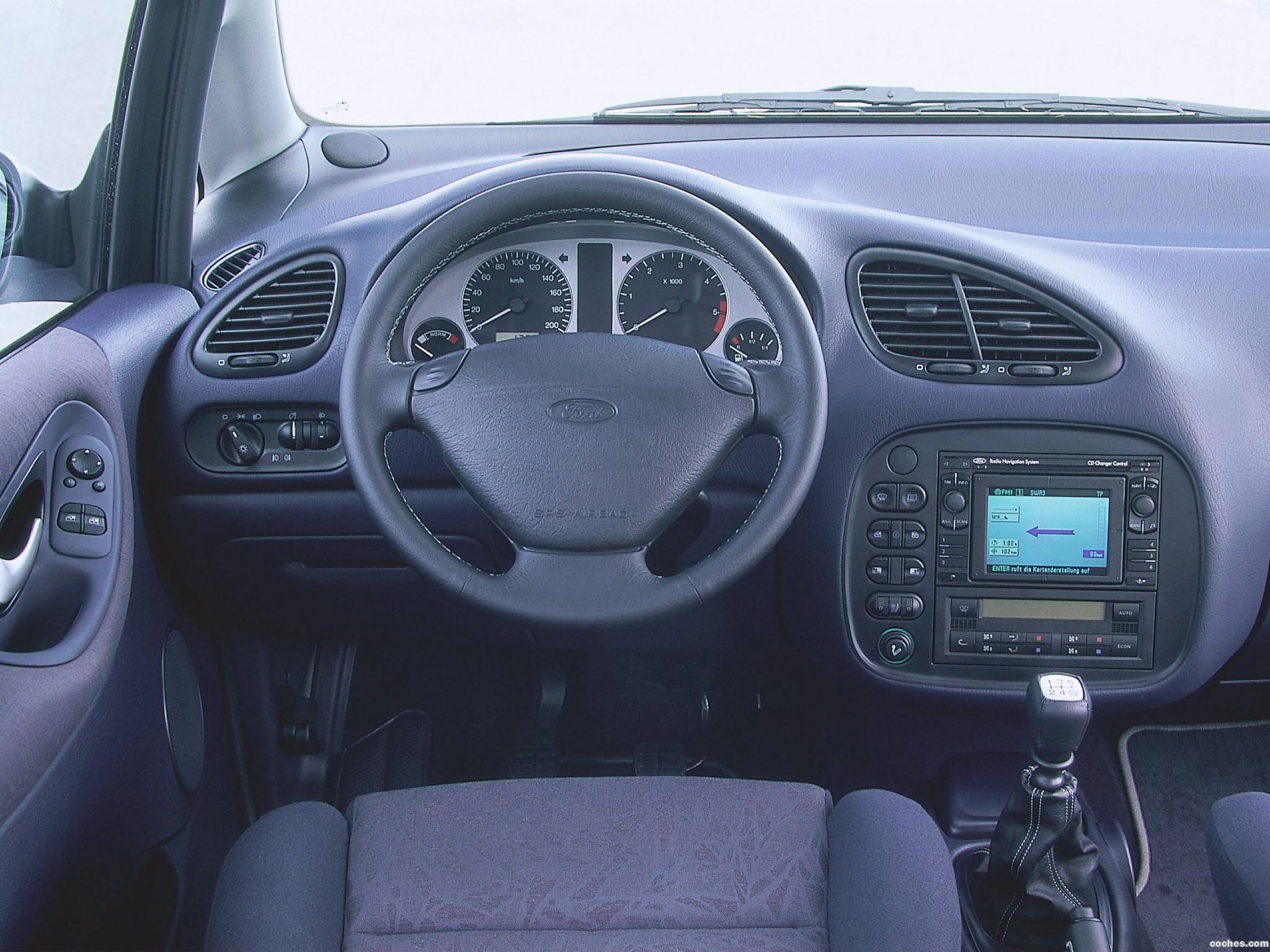 Foto 5 de Ford Galaxy 1995