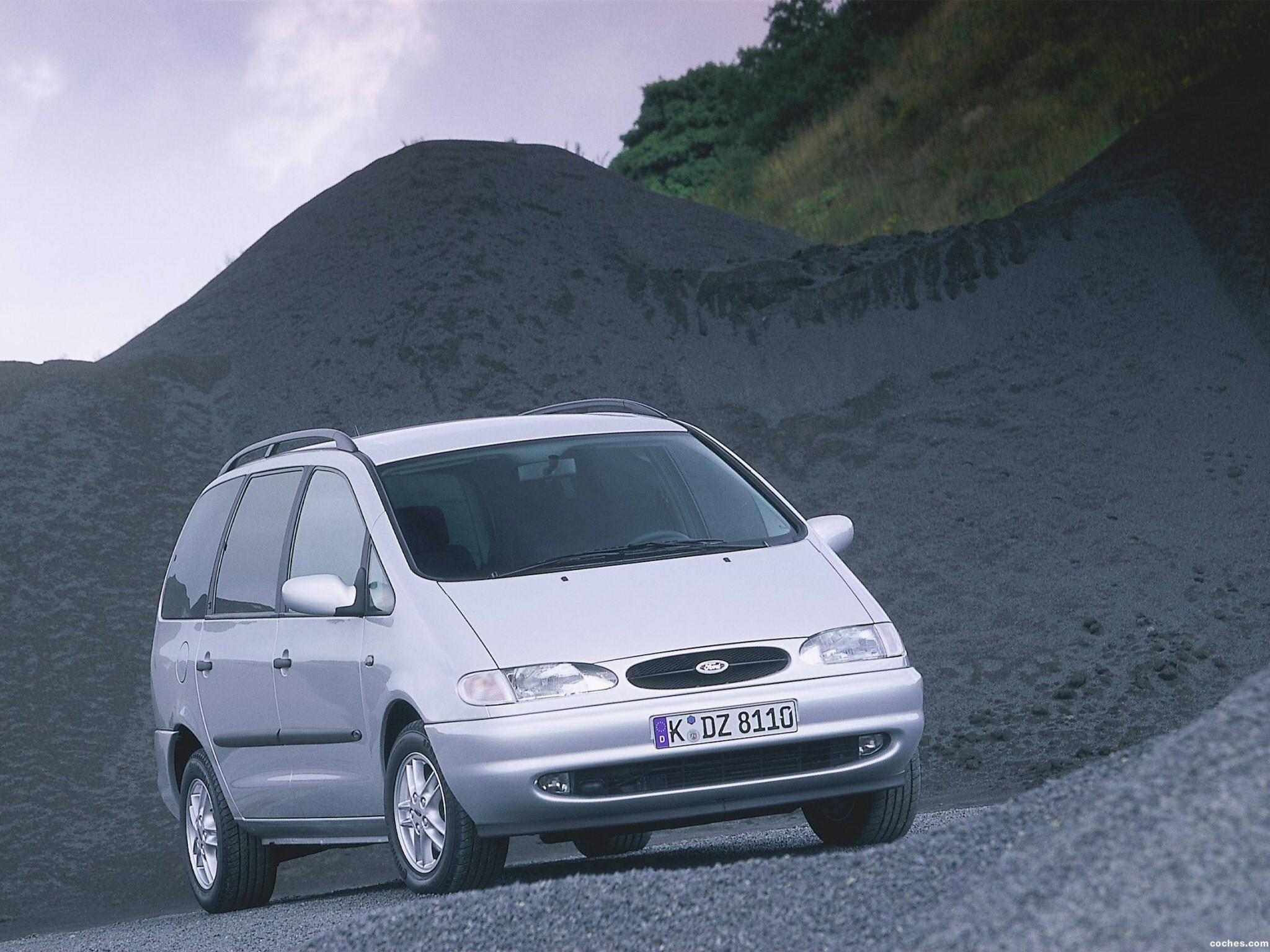 Foto 0 de Ford Galaxy 1995