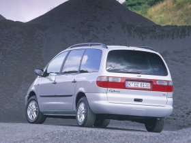 Ver foto 2 de Ford Galaxy 1995
