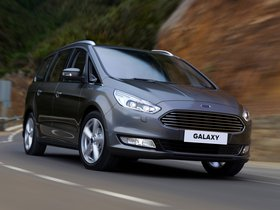 Ver foto 7 de Ford Galaxy  2015