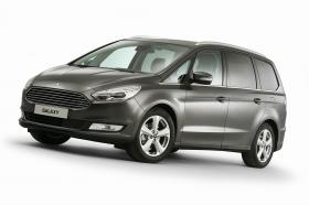 Fotos de Ford Galaxy