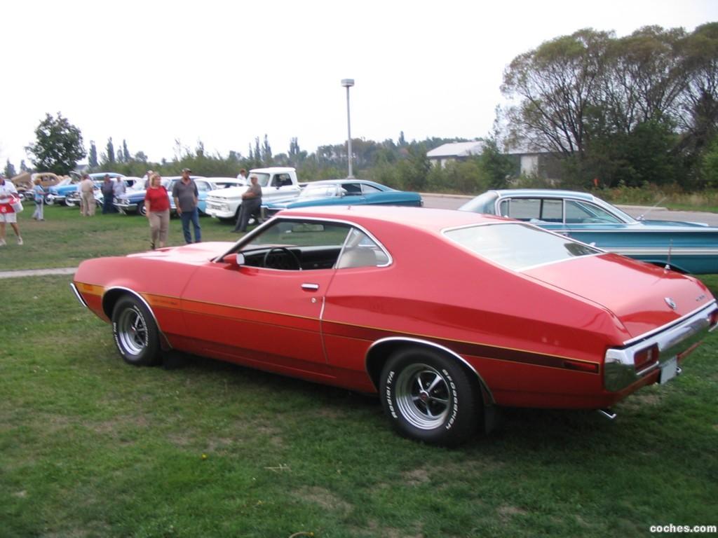 Fotos De Ford Gran Torino 1972 Foto 3