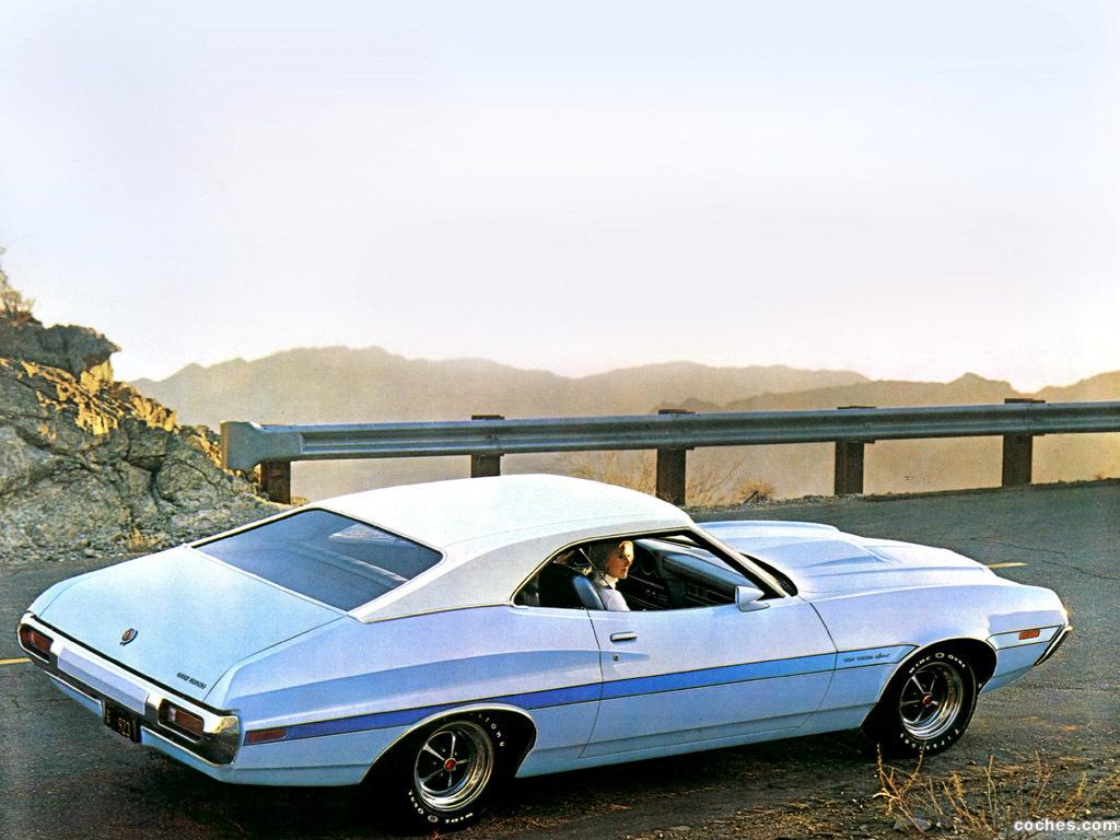 Fotografía de Ford gran torino de 1972 (5 de 6).   noticias.coches