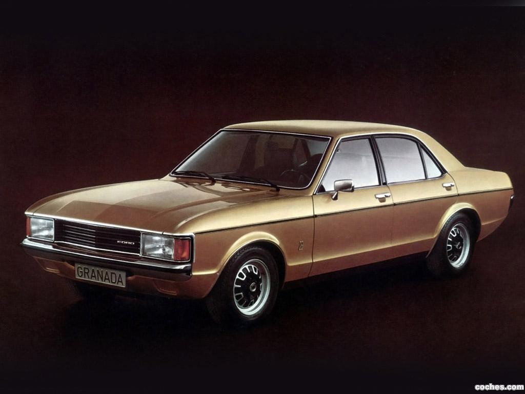 Foto 0 de Ford Granada 1972