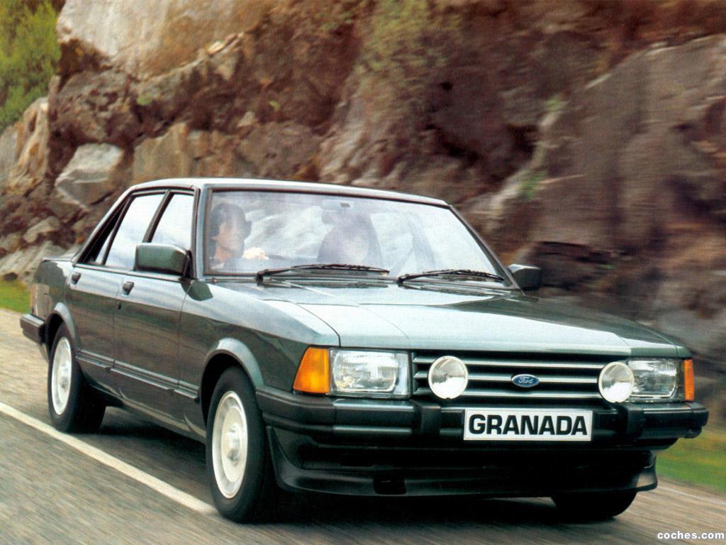 Foto 12 de Ford Granada 1977