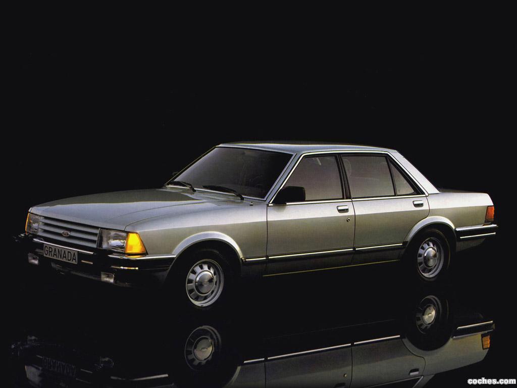Foto 3 de Ford Granada 1977