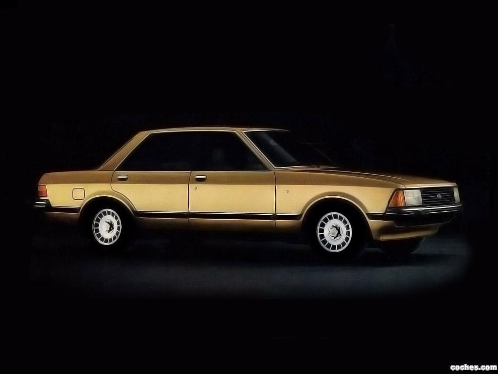 Foto 2 de Ford Granada 1977