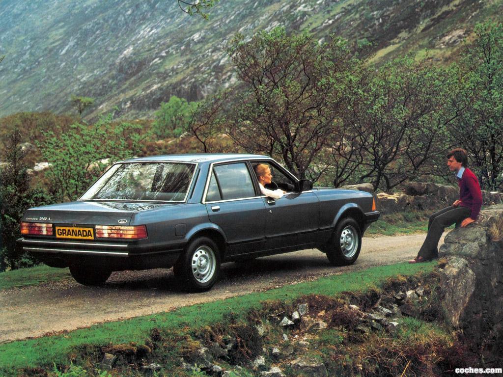 Foto 1 de Ford Granada 1977