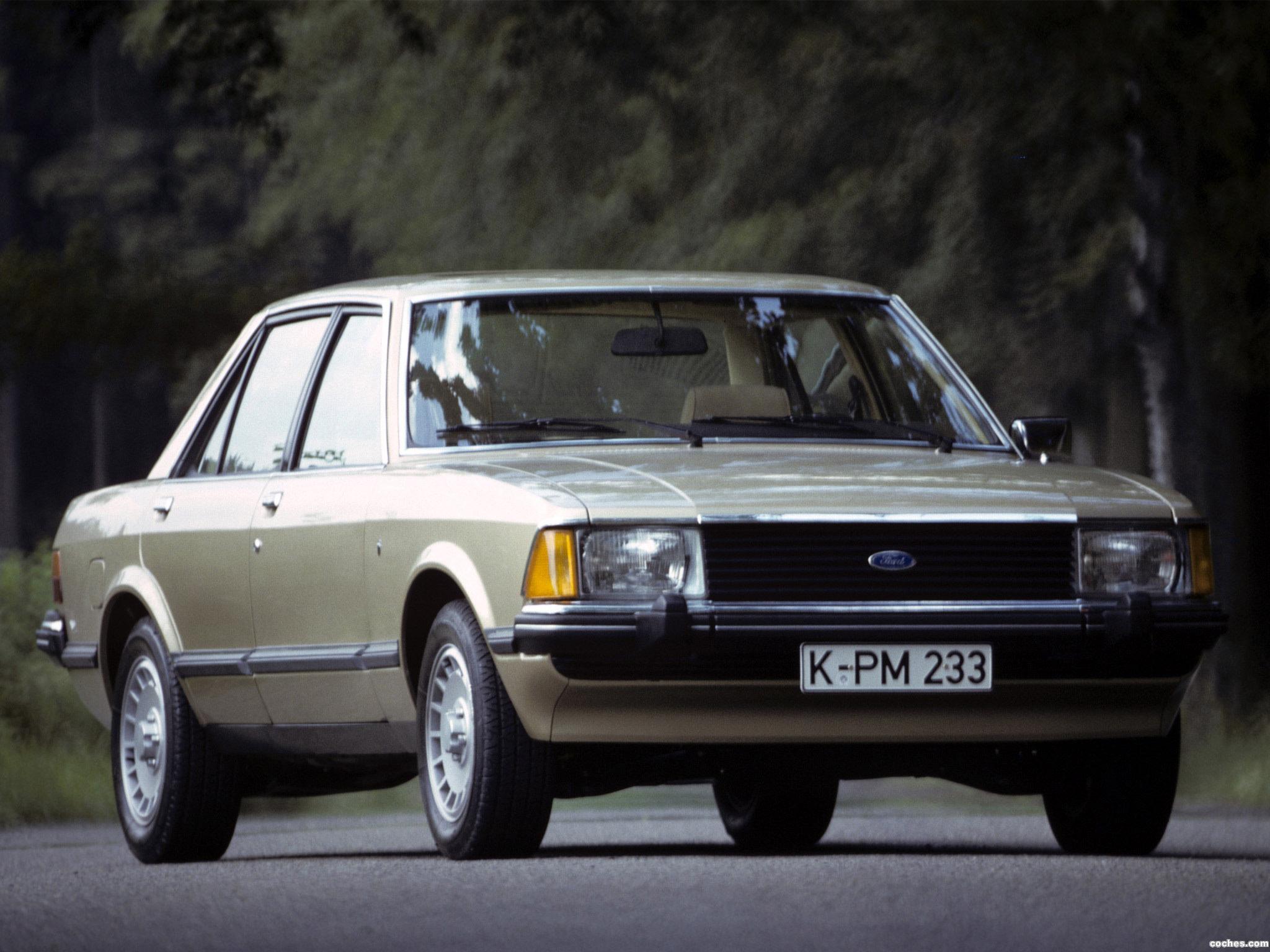 Foto 0 de Ford Granada 1977