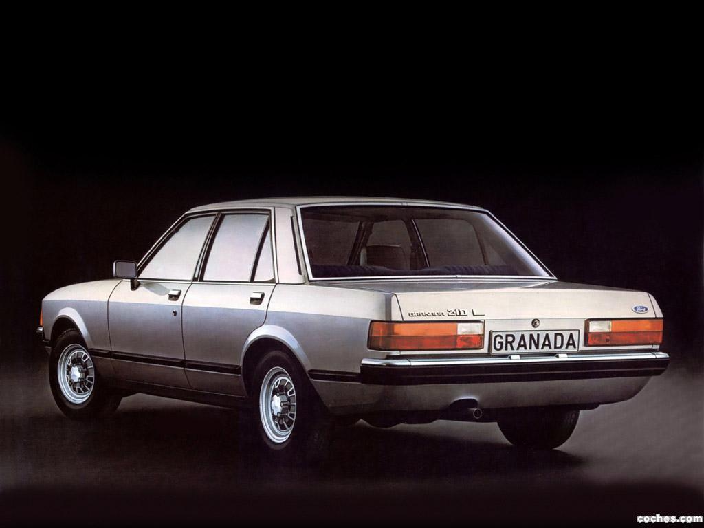 Foto 11 de Ford Granada 1977