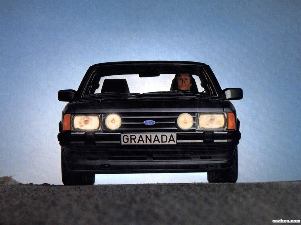 Foto 10 de Ford Granada 1977
