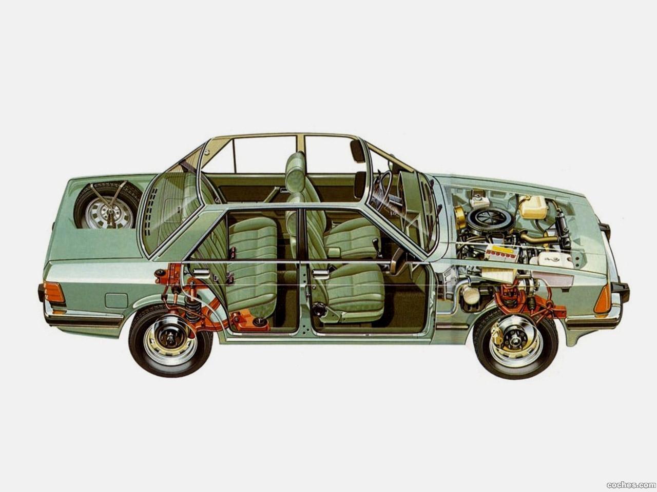 Foto 9 de Ford Granada 1977