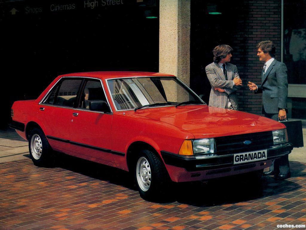 Foto 8 de Ford Granada 1977