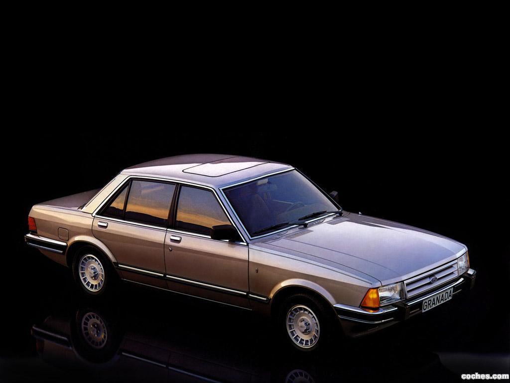 Foto 5 de Ford Granada 1977