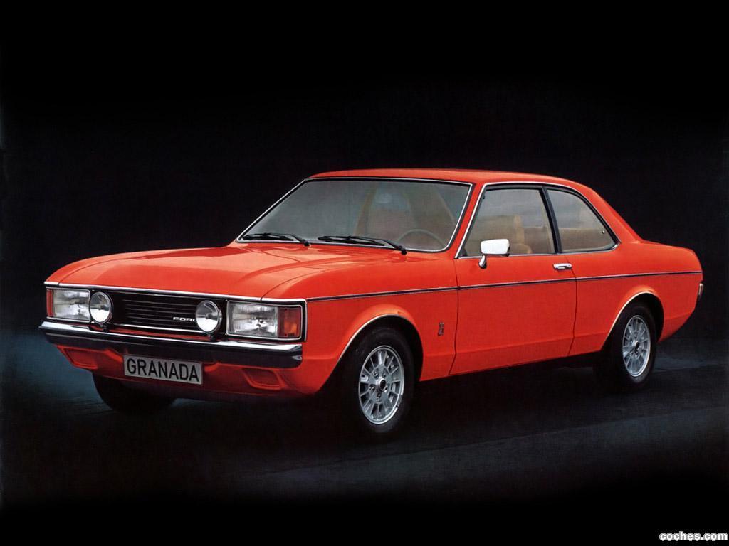 Foto 0 de Ford Granada Coupe 1972