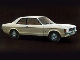 Ver foto 2 de Ford Granada Coupe 1972
