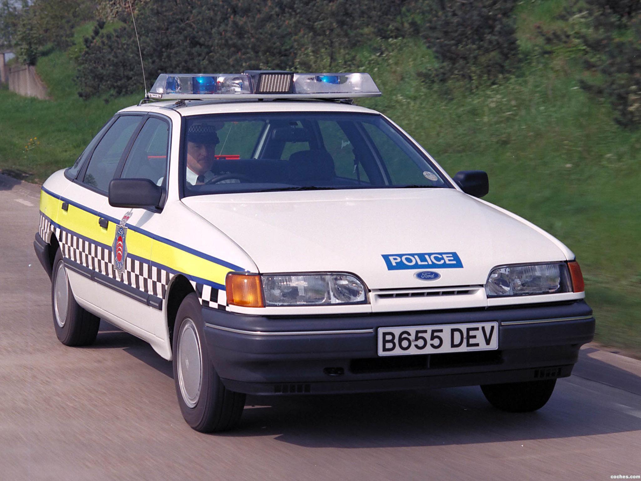 Foto 0 de Ford Police Car UK 1976