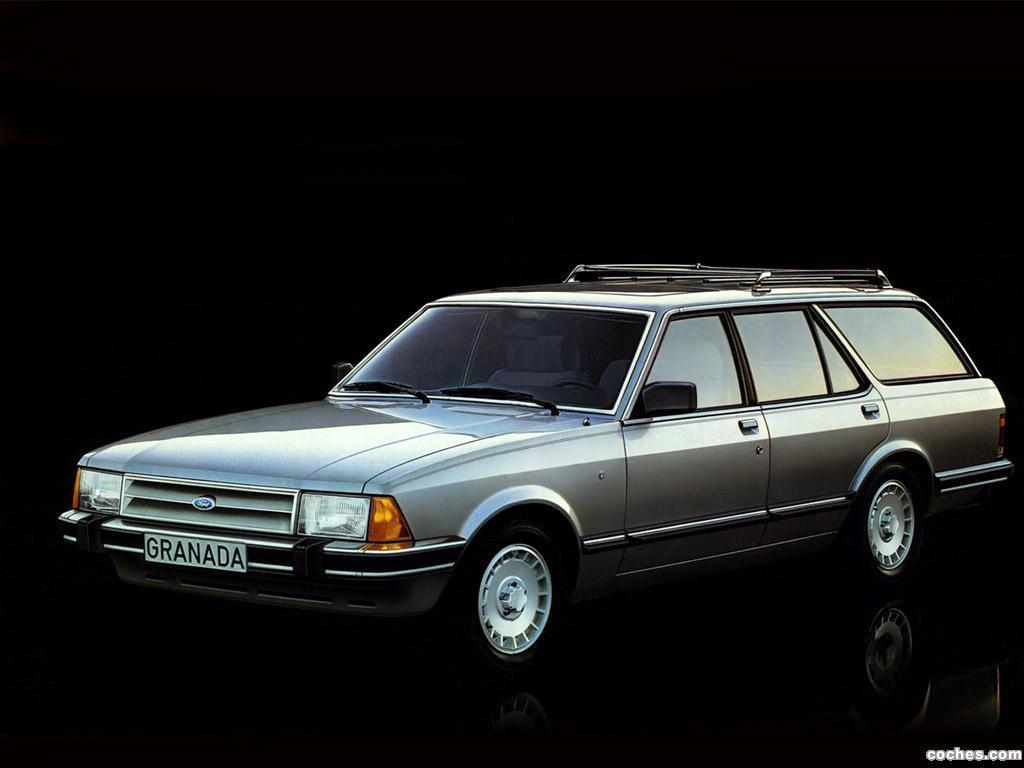 Foto 0 de Ford Granada Turnier 1977
