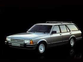 Fotos de Ford Granada Turnier 1977