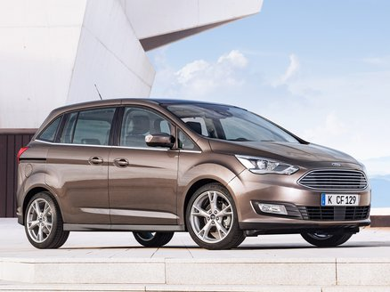 Ford C-Max Grand  1.6 Ti-vct Trend+ (flotas)