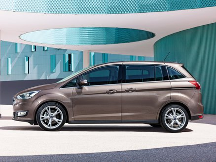 precios ford grand c max ofertas de ford grand c max nuevos coches nuevos. Black Bedroom Furniture Sets. Home Design Ideas