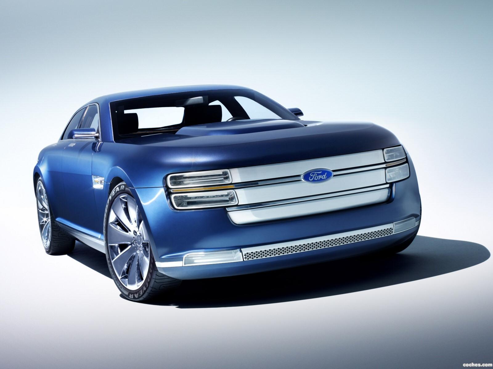 Foto 4 de Ford Interceptor Concept 2007