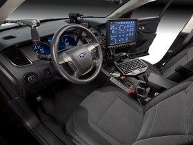 Ver foto 7 de Ford Interceptor Police Concept 2010