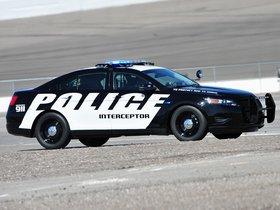 Ver foto 6 de Ford Interceptor Police Concept 2010
