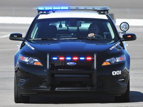 Ver foto 5 de Ford Interceptor Police Concept 2010
