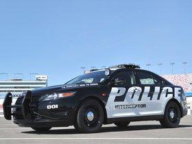 Ver foto 4 de Ford Interceptor Police Concept 2010