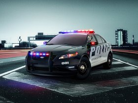 Ver foto 3 de Ford Interceptor Police Concept 2010