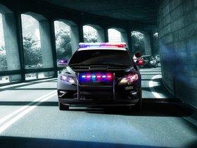 Ver foto 2 de Ford Interceptor Police Concept 2010