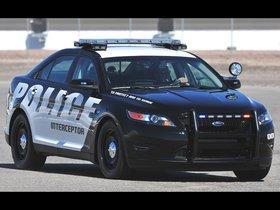Ver foto 1 de Ford Interceptor Police Concept 2010