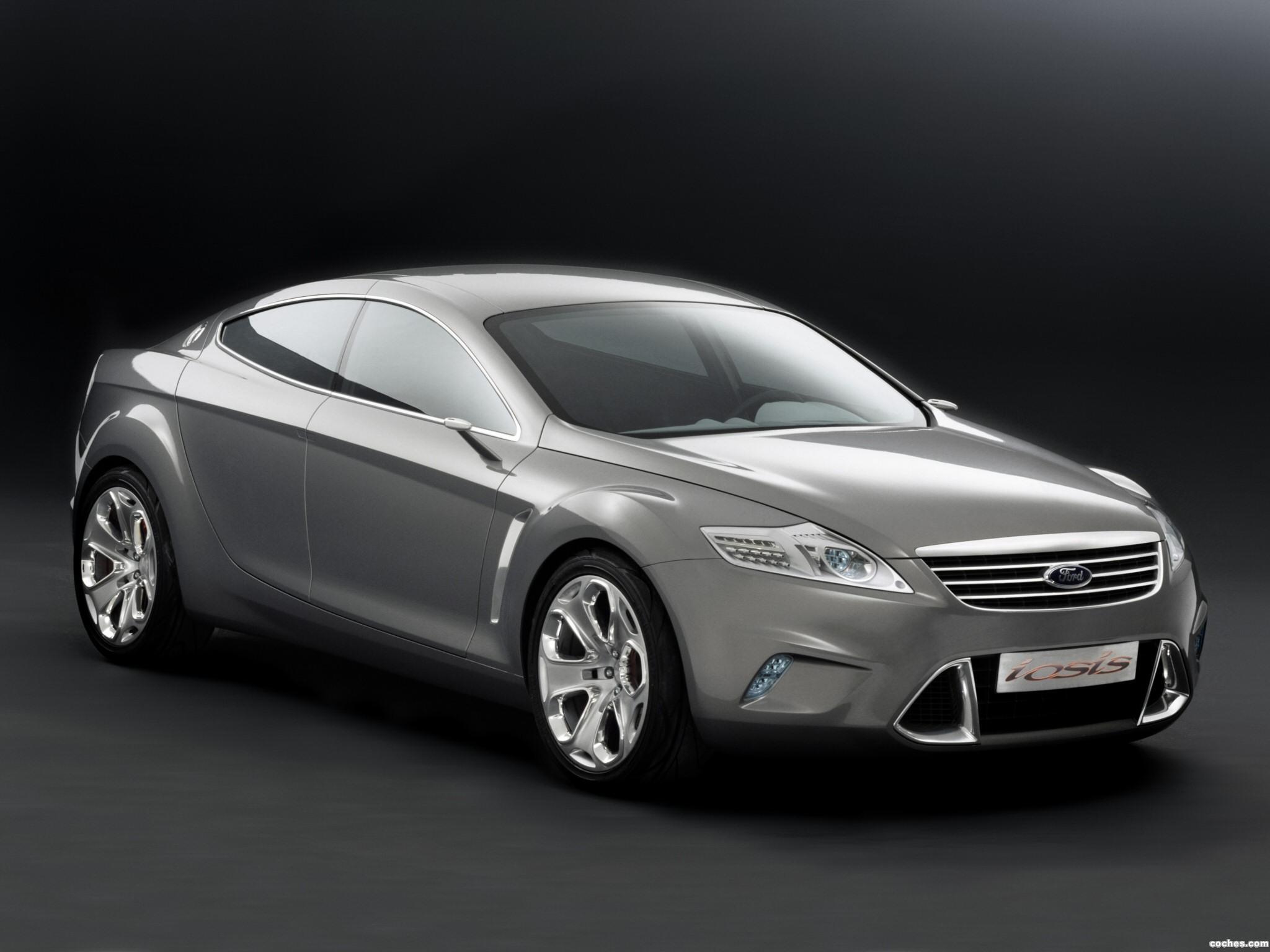 Foto 0 de Ford Iosis Concept 2005